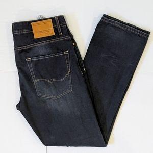 Jack and Jones Clark regular fit jeans 34x32